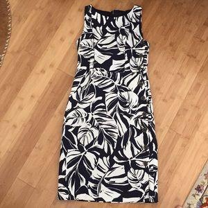 Lined summer dress
